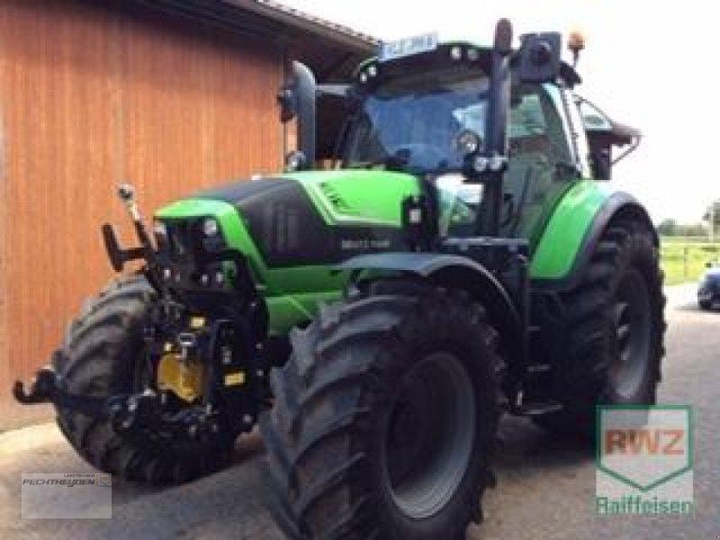 Traktor des Typs Deutz-Fahr Agrotron 6180 TTV / B, Gebrauchtmaschine in Rees (Bild 4)