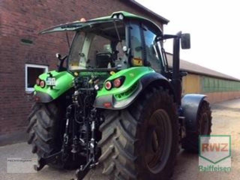Traktor des Typs Deutz-Fahr Agrotron 6180 TTV / B, Gebrauchtmaschine in Rees (Bild 3)