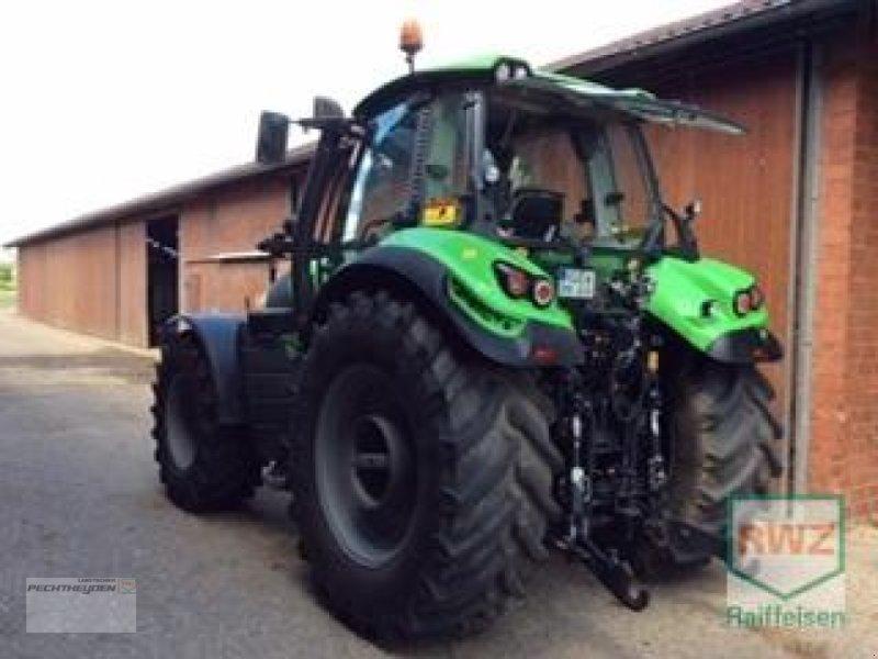 Traktor des Typs Deutz-Fahr Agrotron 6180 TTV / B, Gebrauchtmaschine in Rees (Bild 2)