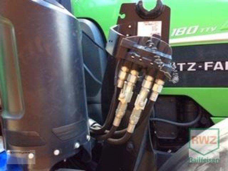 Traktor des Typs Deutz-Fahr Agrotron 6180 TTV / B, Gebrauchtmaschine in Rees (Bild 7)