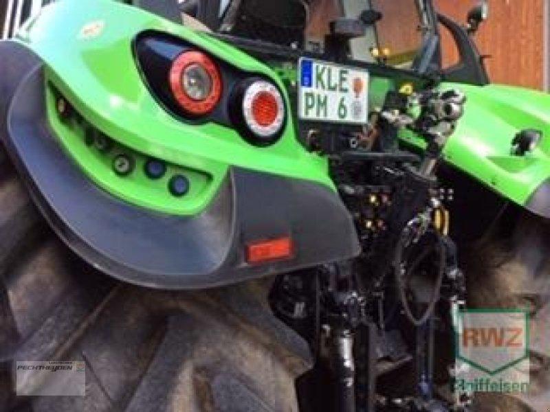Traktor des Typs Deutz-Fahr Agrotron 6180 TTV / B, Gebrauchtmaschine in Rees (Bild 9)