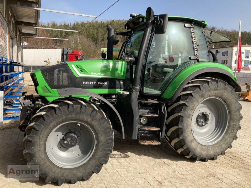 Traktor des Typs Deutz-Fahr Agrotron 6180 TTV, Gebrauchtmaschine in Münsingen (Bild 1)