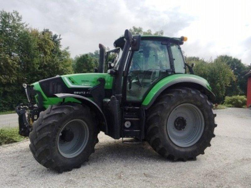 Traktor des Typs Deutz-Fahr Agrotron 6180 TTV, Gebrauchtmaschine in Holzheim am Forst (Bild 1)