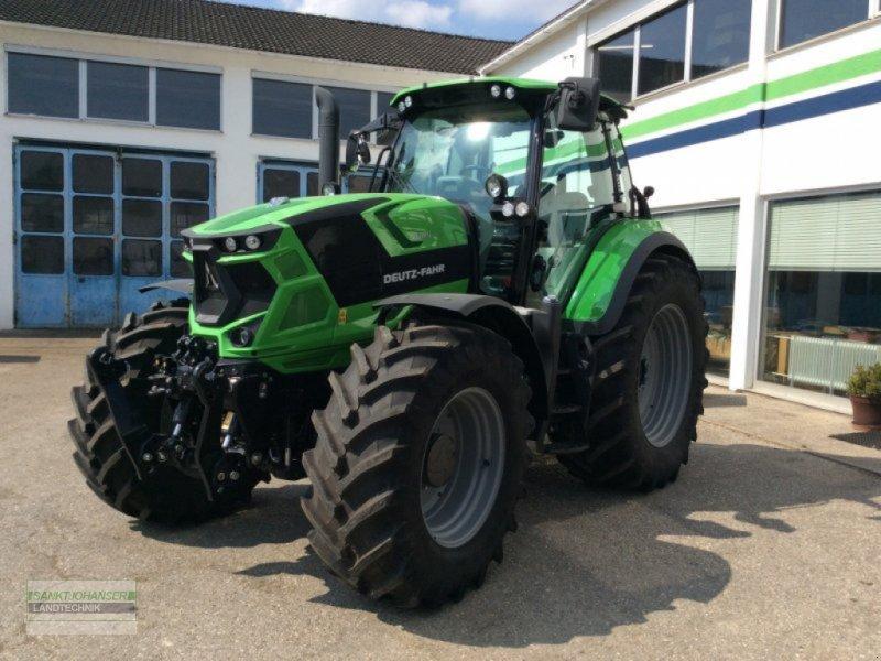 Traktor типа Deutz-Fahr Agrotron 6185 TTV -Sonderfinanzierungskonditionen-, Neumaschine в Diessen (Фотография 1)