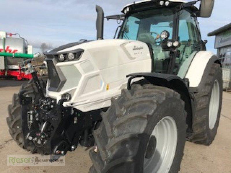 Traktor des Typs Deutz-Fahr Agrotron 6185 TTV / Spark 185 VRT, Neumaschine in Nördlingen (Bild 1)
