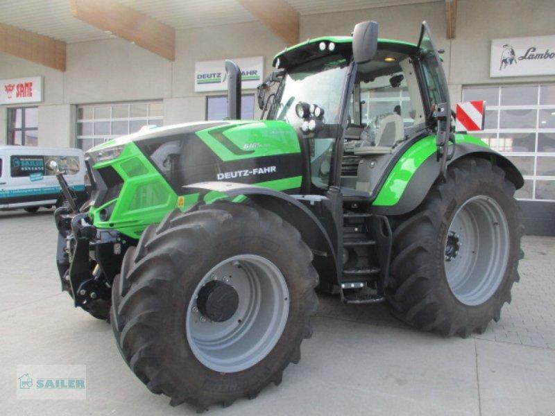 Traktor des Typs Deutz-Fahr Agrotron 6185 TTV *VOLL* RAMADAMA, Neumaschine in Landsberg (Bild 1)
