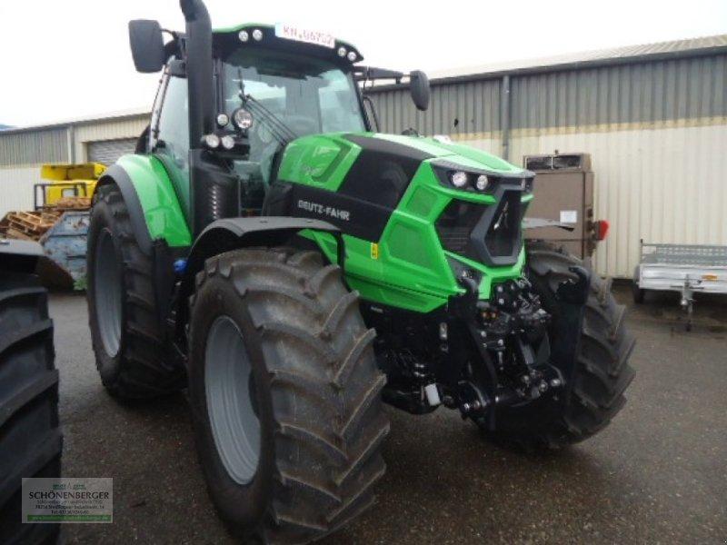 Traktor des Typs Deutz-Fahr Agrotron 6185 TTV, Neumaschine in Steisslingen (Bild 1)