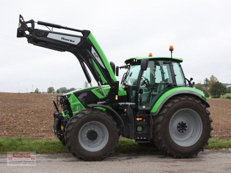 Traktor des Typs Deutz-Fahr Agrotron 6185 TTV, Gebrauchtmaschine in Ansbach (Bild 1)
