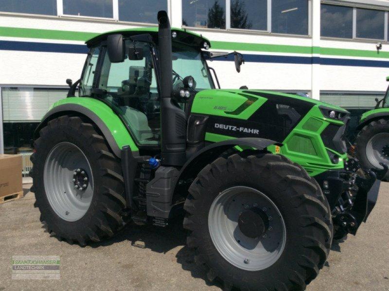 Traktor типа Deutz-Fahr Agrotron 6185 TTV, Neumaschine в Diessen (Фотография 1)