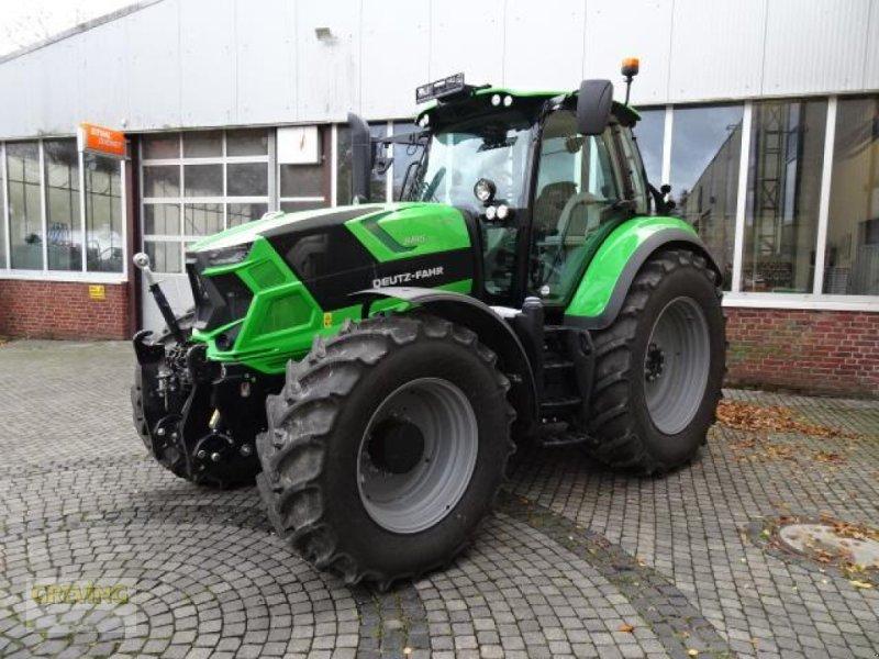 Traktor des Typs Deutz-Fahr Agrotron 6185 TTV, Gebrauchtmaschine in Greven (Bild 1)