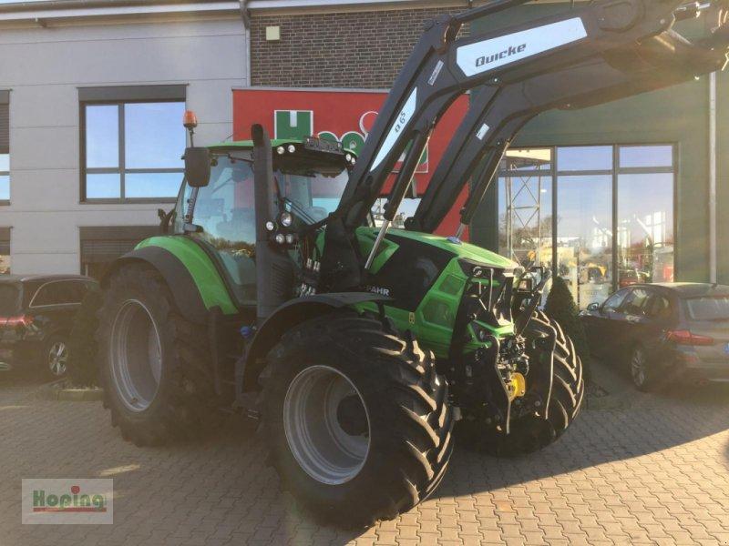 Traktor типа Deutz-Fahr Agrotron 6185 TTV, Gebrauchtmaschine в Bakum (Фотография 1)