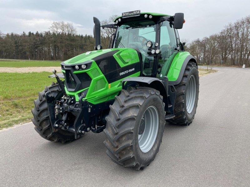 Traktor типа Deutz-Fahr Agrotron 6185RC-Shift, Gebrauchtmaschine в Wippingen (Фотография 1)