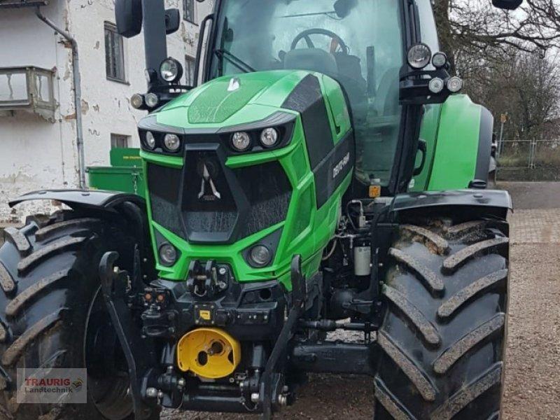 Traktor des Typs Deutz-Fahr Agrotron 6185TTV, Gebrauchtmaschine in Mainburg/Wambach (Bild 1)