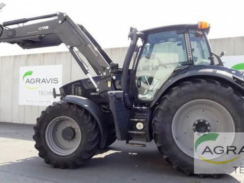 Traktor des Typs Deutz-Fahr AGROTRON 6190 TTV, Gebrauchtmaschine in Melle-Wellingholzhausen (Bild 1)