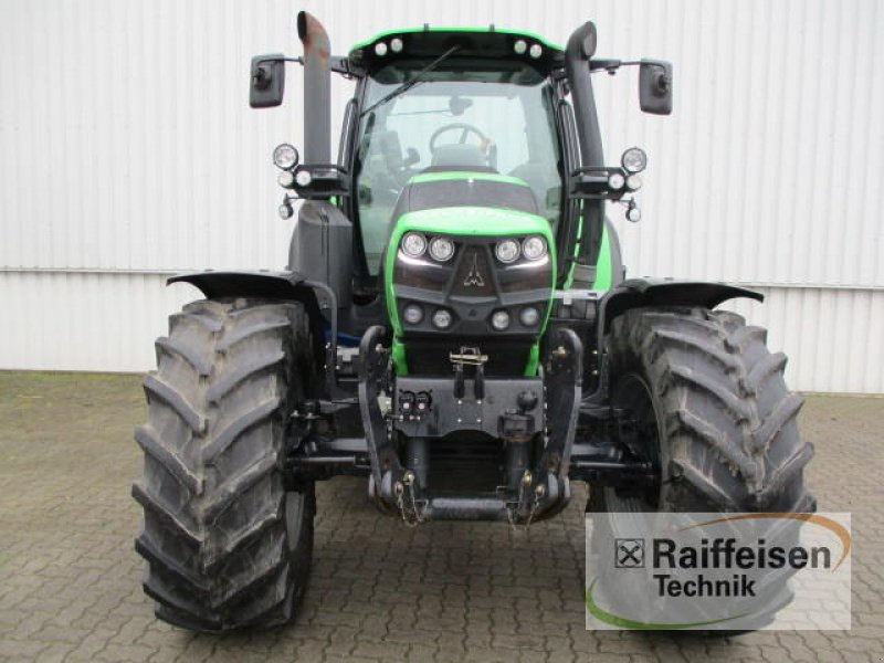 Traktor of the type Deutz-Fahr Agrotron 6190 TTV, Gebrauchtmaschine in Holle (Picture 3)