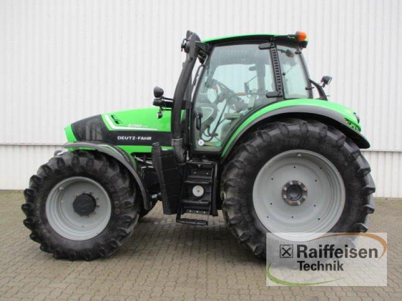 Traktor of the type Deutz-Fahr Agrotron 6190 TTV, Gebrauchtmaschine in Holle (Picture 1)