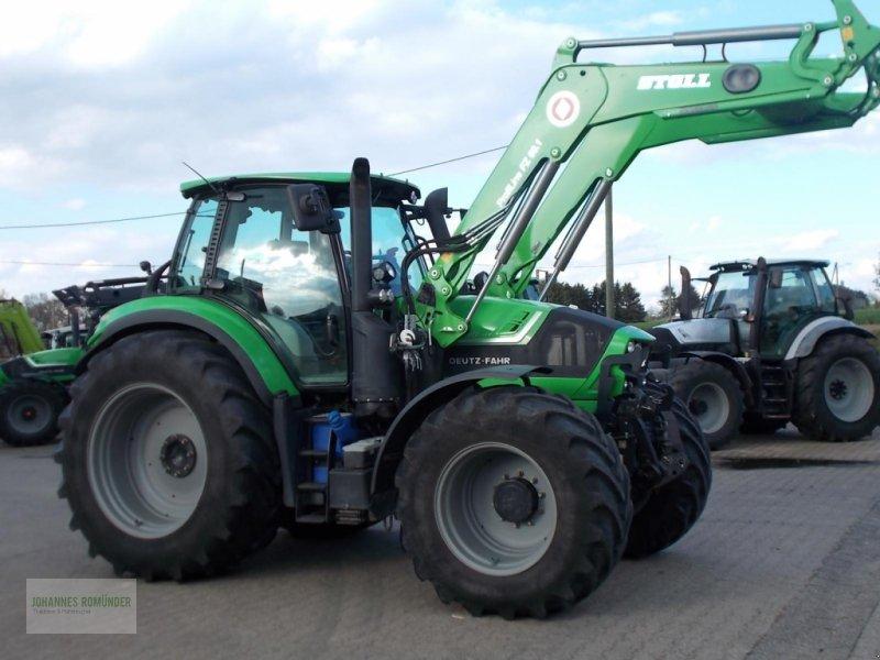 Traktor des Typs Deutz-Fahr AGROTRON 6190 TTV, Gebrauchtmaschine in Leichlingen (Bild 1)