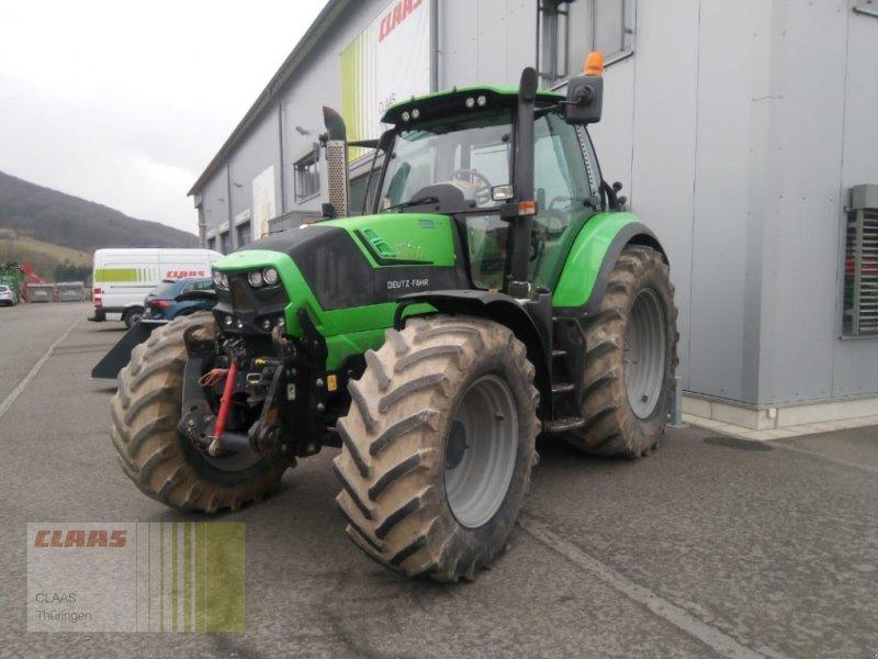 Traktor des Typs Deutz-Fahr Agrotron 6190 Warrior, Gebrauchtmaschine in Vachdorf (Bild 1)