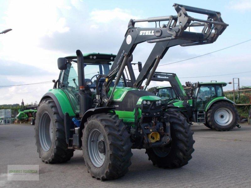 Traktor des Typs Deutz-Fahr AGROTRON 6190P in Vollausstattung, Gebrauchtmaschine in Leichlingen (Bild 1)