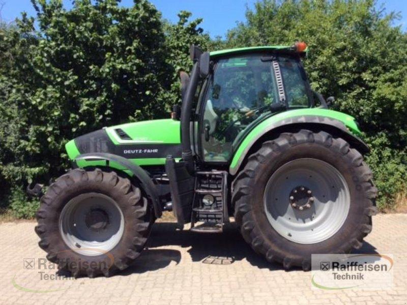 Traktor des Typs Deutz-Fahr Agrotron 6190P, Gebrauchtmaschine in Edemissen (Bild 1)