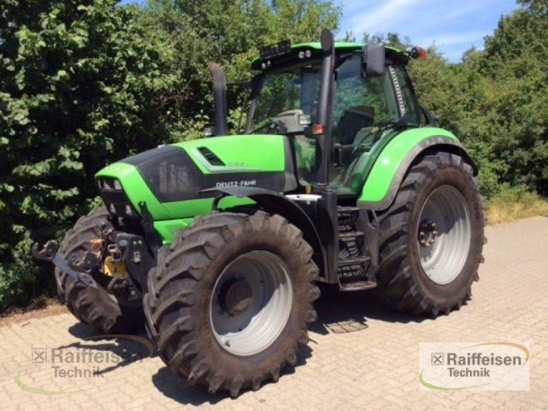 Traktor des Typs Deutz-Fahr Agrotron 6190P, Gebrauchtmaschine in Edemissen (Bild 5)