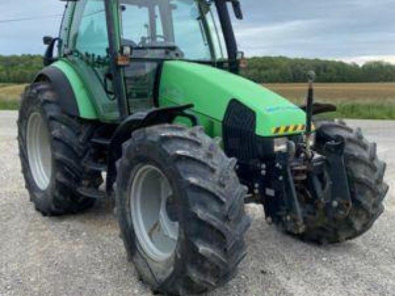 Traktor des Typs Deutz-Fahr AGROTRON 6.20 S, Gebrauchtmaschine in Muespach-le-Haut (Bild 1)