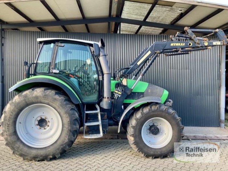 Traktor des Typs Deutz-Fahr Agrotron 620 TTV, Gebrauchtmaschine in Edemissen (Bild 1)