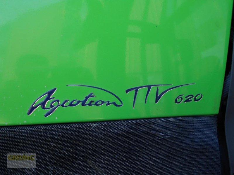 Traktor des Typs Deutz-Fahr Agrotron 620 TTV, Gebrauchtmaschine in Greven (Bild 25)