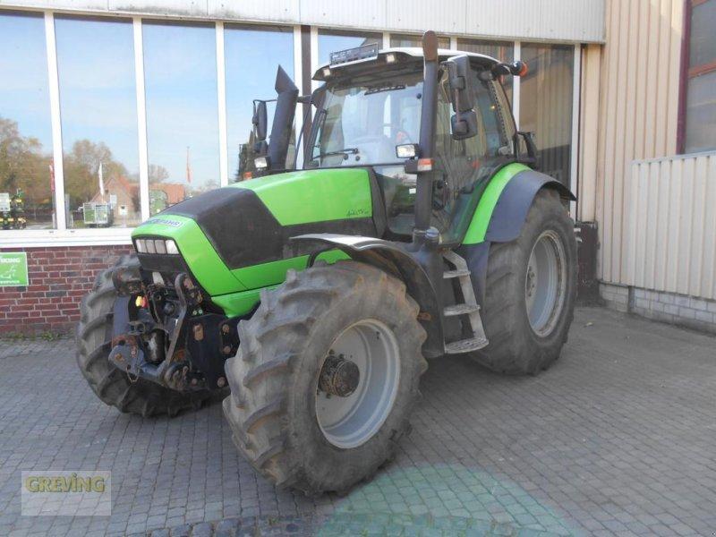Traktor des Typs Deutz-Fahr Agrotron 620 TTV, Gebrauchtmaschine in Greven (Bild 1)
