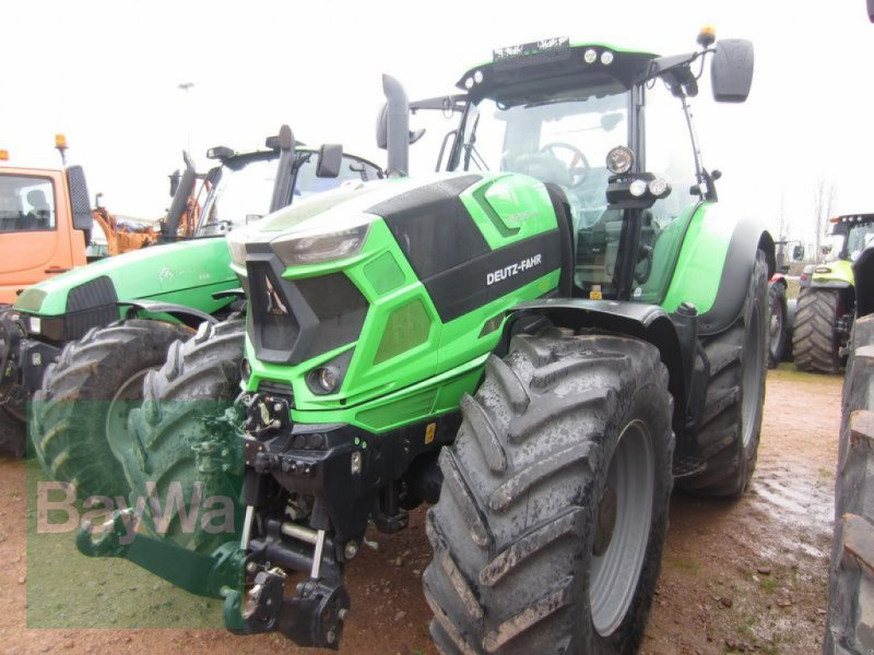 Traktor typu Deutz-Fahr AGROTRON 6205 TTV RC SHIFT, Gebrauchtmaschine v Großweitzschen  (Obrázek 1)
