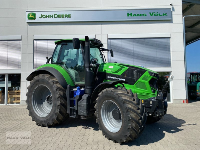 Traktor des Typs Deutz-Fahr Agrotron 6205 TTV, Gebrauchtmaschine in Eching (Bild 1)