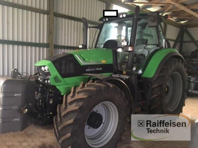 Traktor des Typs Deutz-Fahr Agrotron 6210 C-Shift, Gebrauchtmaschine in Itzehoe (Bild 1)