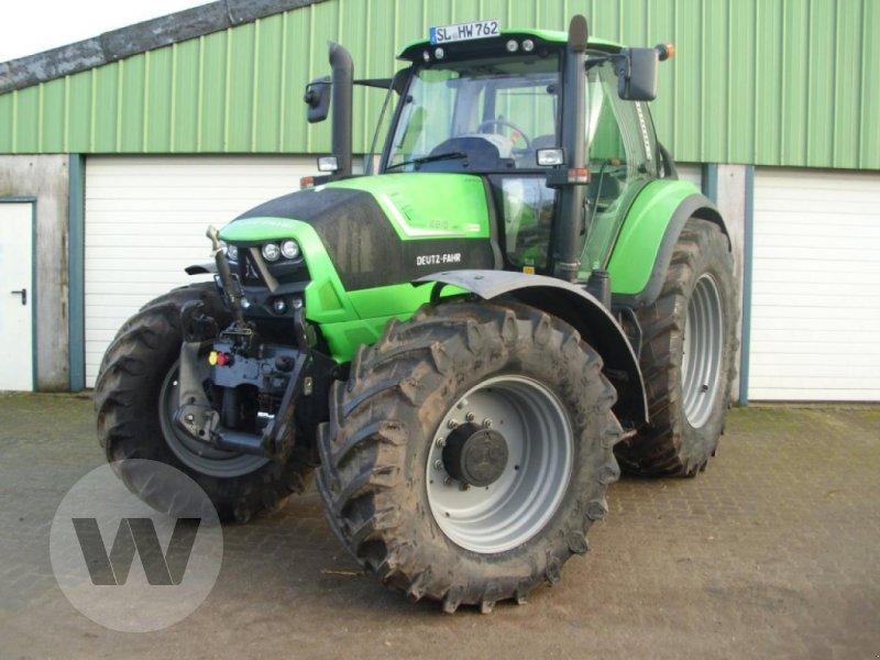 Traktor типа Deutz-Fahr Agrotron 6210 CSHIFT Var. B, Gebrauchtmaschine в Börm (Фотография 1)