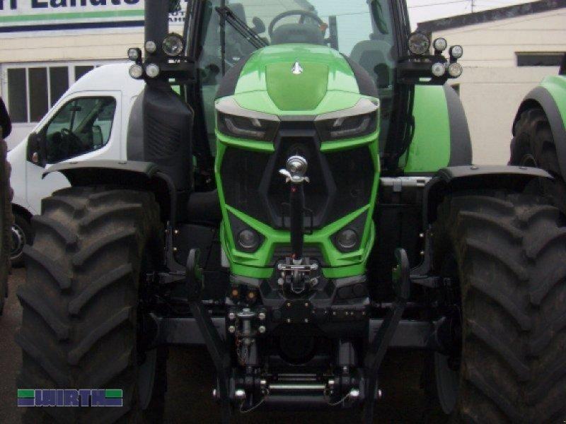 """Traktor des Typs Deutz-Fahr Agrotron 6215 """"autom. Schaltung zu und abschaltbar"""", Gebrauchtmaschine in Buchdorf (Bild 1)"""