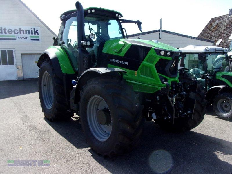 "Traktor a típus Deutz-Fahr Agrotron 6215 Lastschaltgetriebe 5/6 ""Sondermodel Aktionspreis"", Neumaschine ekkor: Buchdorf (Kép 1)"