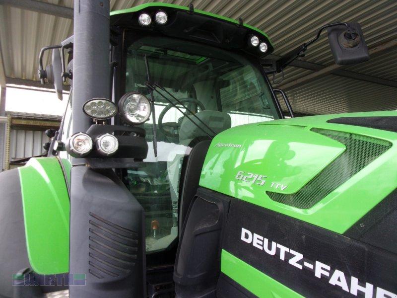 """Traktor des Typs Deutz-Fahr Agrotron 6215 TTV """"Schnäppchen"""", Gebrauchtmaschine in Buchdorf (Bild 1)"""
