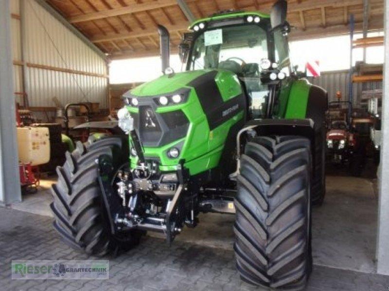 Traktor des Typs Deutz-Fahr Agrotron 6215 TTV Vorführmaschine, Gebrauchtmaschine in Nördlingen (Bild 1)
