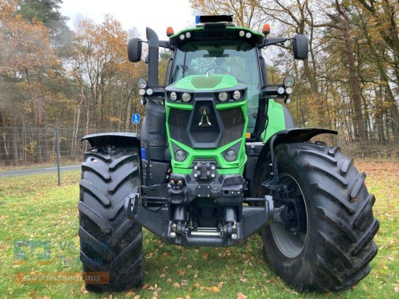 Traktor типа Deutz-Fahr AGROTRON 6215 TTV, Gebrauchtmaschine в Lüchow (Фотография 1)