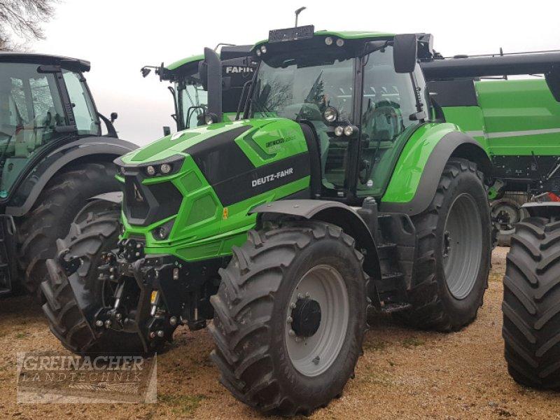 Traktor des Typs Deutz-Fahr Agrotron 6215 TTV, Gebrauchtmaschine in Pfullendorf (Bild 1)