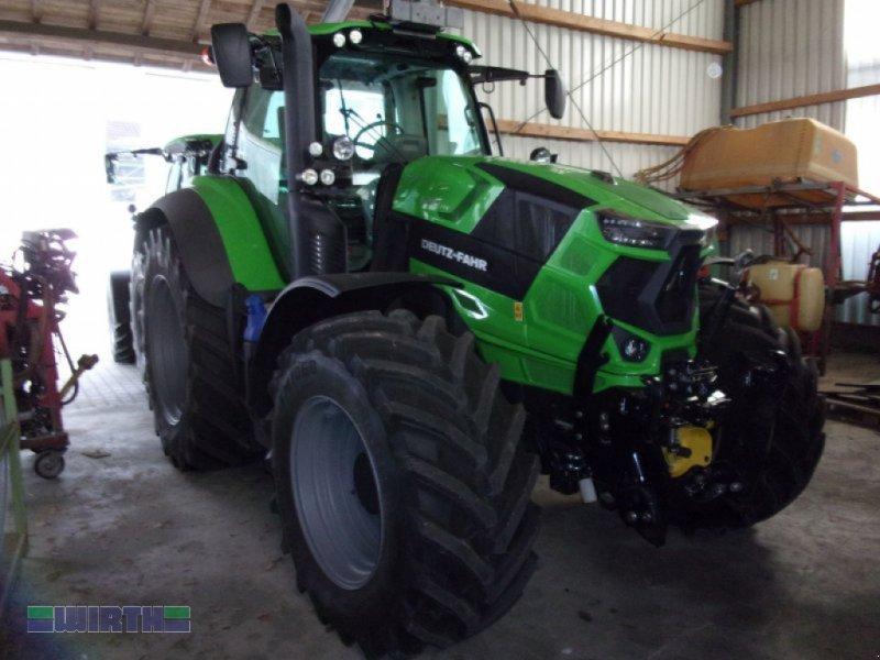 Traktor des Typs Deutz-Fahr Agrotron 6215 TTV, Gebrauchtmaschine in Buchdorf (Bild 2)
