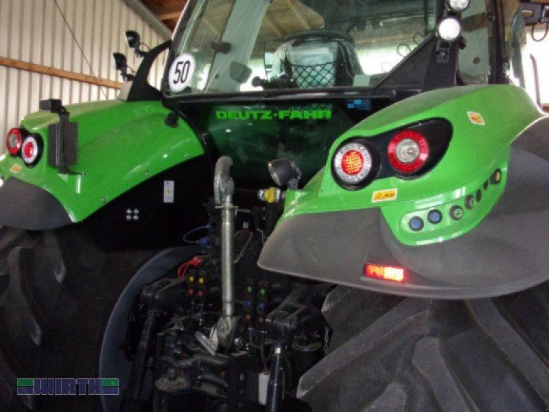 Traktor des Typs Deutz-Fahr Agrotron 6215 TTV, Gebrauchtmaschine in Buchdorf (Bild 3)