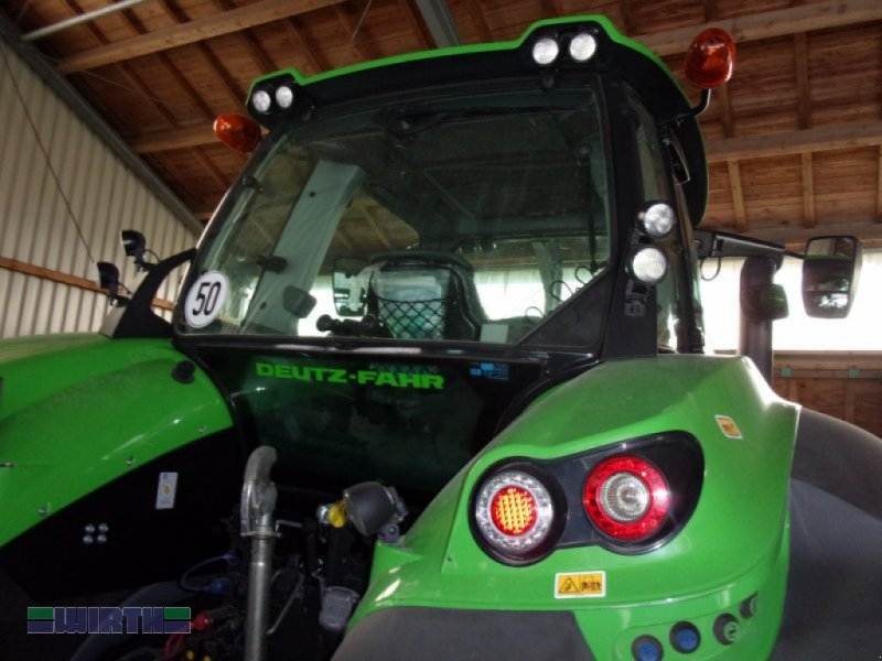 Traktor des Typs Deutz-Fahr Agrotron 6215 TTV, Gebrauchtmaschine in Buchdorf (Bild 4)
