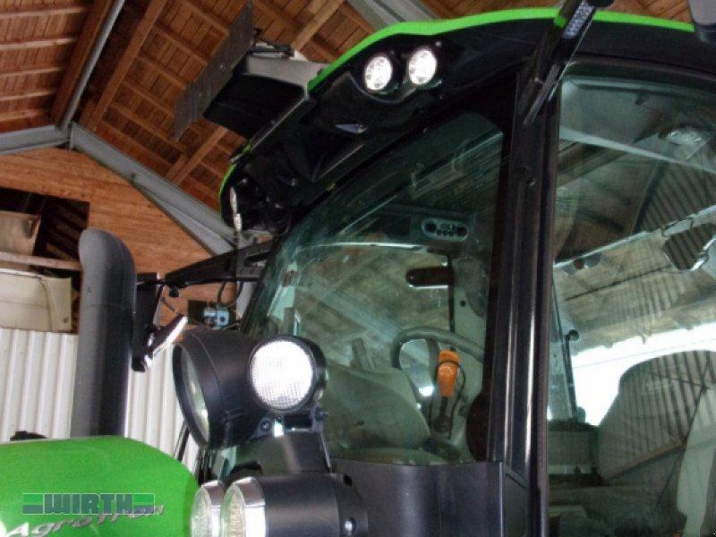 Traktor des Typs Deutz-Fahr Agrotron 6215 TTV, Gebrauchtmaschine in Buchdorf (Bild 6)