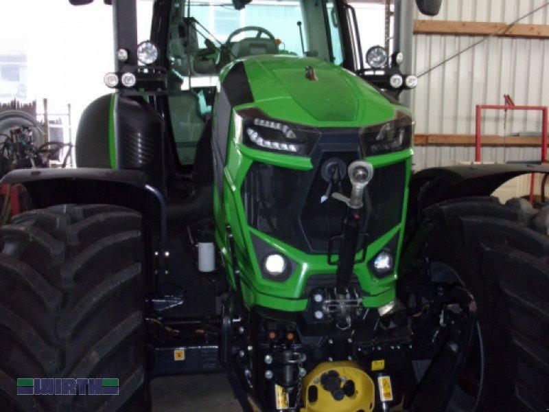 Traktor des Typs Deutz-Fahr Agrotron 6215 TTV, Gebrauchtmaschine in Buchdorf (Bild 7)