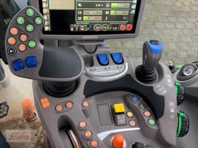 Traktor a típus Deutz-Fahr Agrotron 6215 TTV, Vorführmaschine ekkor: Runkel-Ennerich (Kép 7)