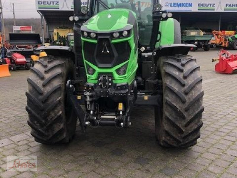 Traktor a típus Deutz-Fahr Agrotron 6215 TTV, Vorführmaschine ekkor: Runkel-Ennerich (Kép 3)
