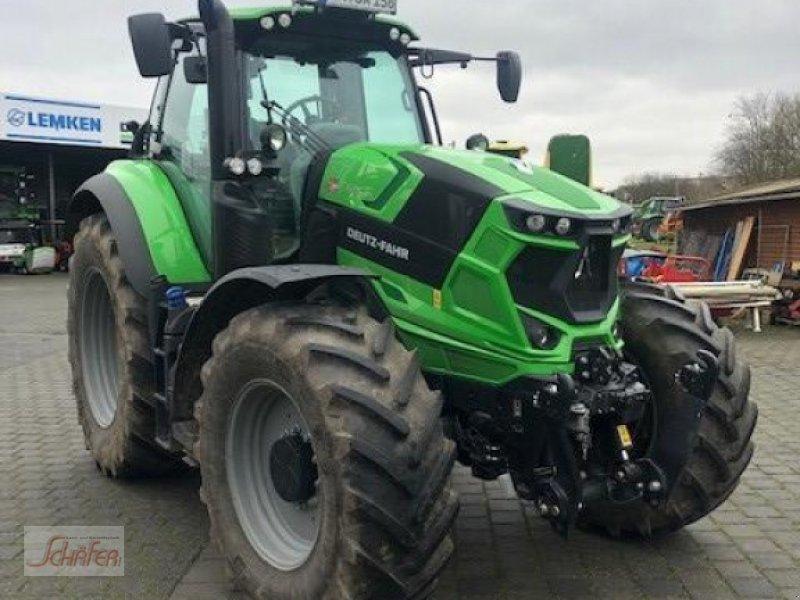 Traktor a típus Deutz-Fahr Agrotron 6215 TTV, Vorführmaschine ekkor: Runkel-Ennerich (Kép 1)