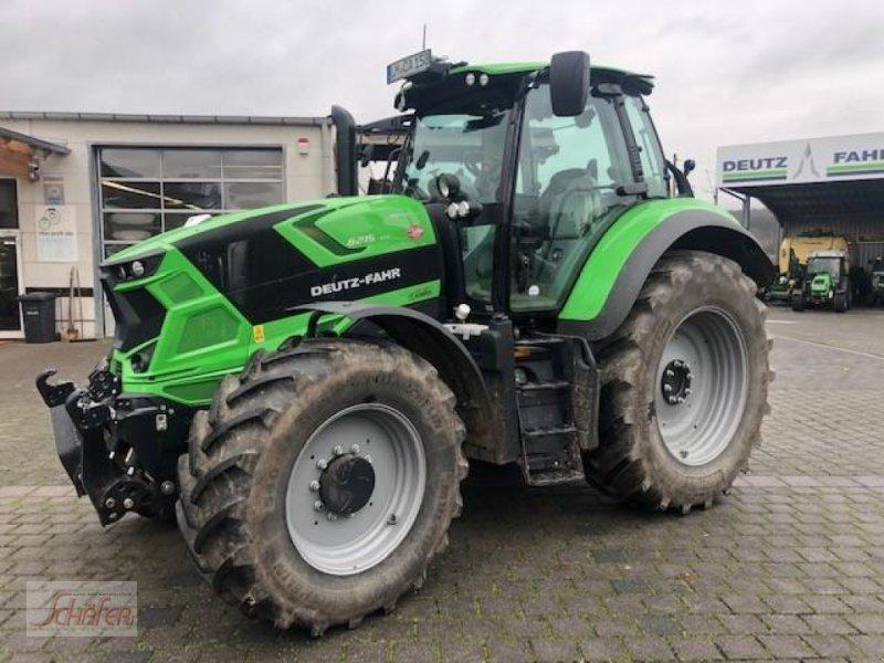 Traktor a típus Deutz-Fahr Agrotron 6215 TTV, Vorführmaschine ekkor: Runkel-Ennerich (Kép 2)