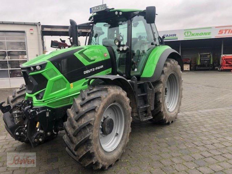 Traktor a típus Deutz-Fahr Agrotron 6215 TTV, Vorführmaschine ekkor: Runkel-Ennerich (Kép 5)