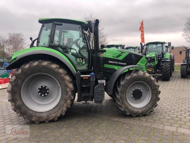 Traktor a típus Deutz-Fahr Agrotron 6215 TTV, Vorführmaschine ekkor: Runkel-Ennerich (Kép 4)
